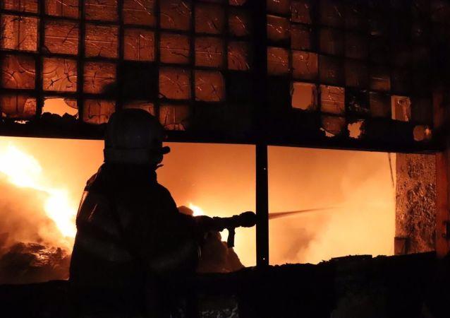俄偵查委員會:已對致11人死亡的巴什科爾托斯坦火災事故刑事立案