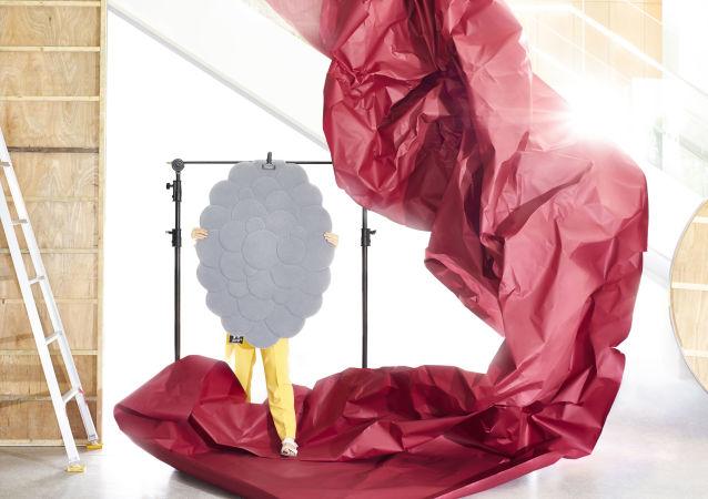肖天宇,法國百年燈飾品牌ART ET FLORITUDE合作設計師