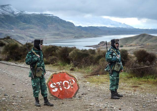 阿塞拜疆宣佈拘留兩名偷越過境的伊朗公民