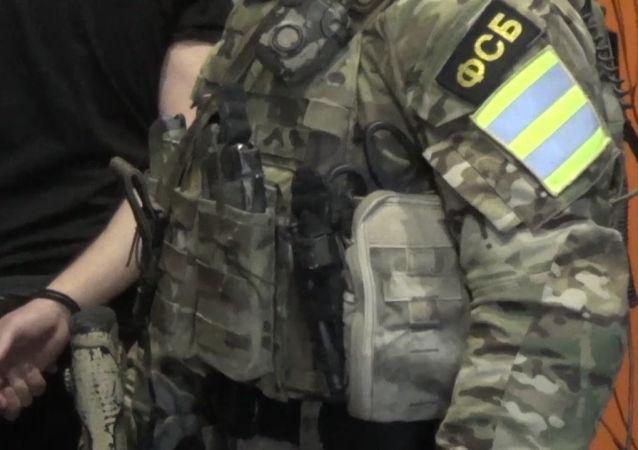 俄聯邦安全局在巴什科爾托斯坦制止一起恐襲