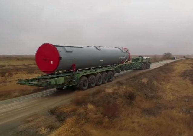 「先鋒」高超音速導彈系統