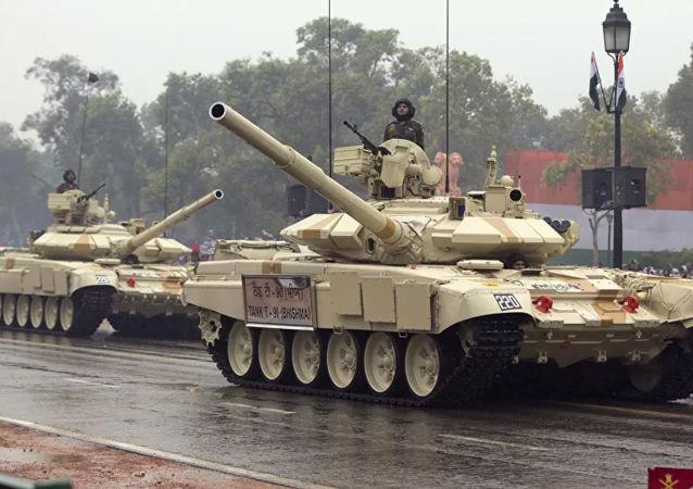 印度舉行共和國日閱兵