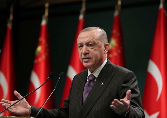 土耳其總統塔伊普·埃爾多安