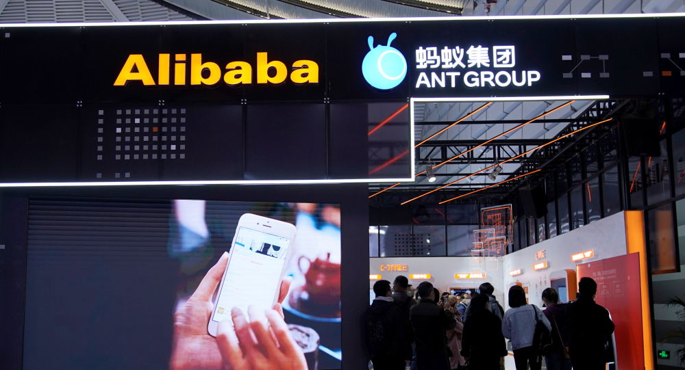 中國政府確定重組阿里巴巴金融科技子公司的計劃