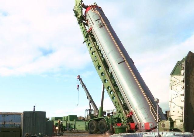 俄正在研發無線監控核導彈發射井狀態的系統