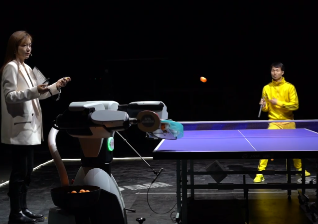 花式乒乓球挑戰賽