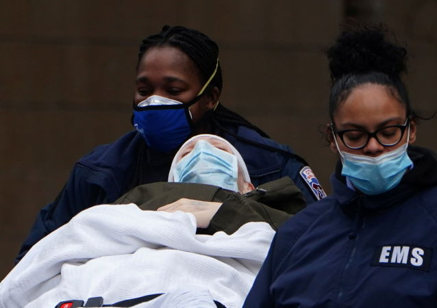 專家:美國累計新冠死亡病例或在2月份達到50萬例