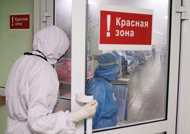俄防疫指揮部:俄單日新增新冠病毒感染病例8326例 累計超466.6萬例