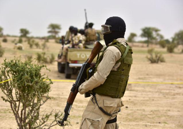 尼日爾軍人