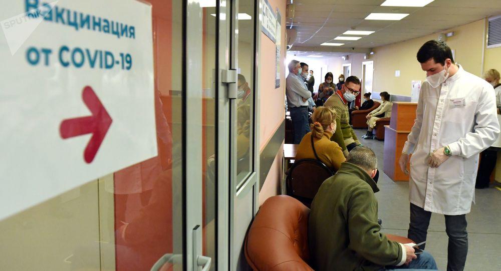 俄專家:俄羅斯或強制一些職業的從業人員接種新冠疫苗