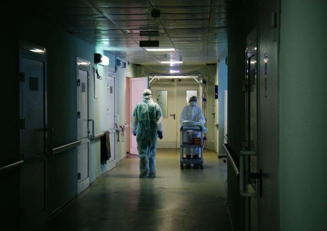 俄防疫指揮部:俄單日新增新冠病毒感染病例8419例 累計超488萬例
