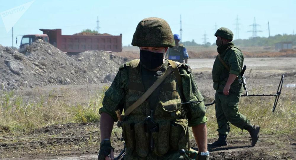 美國等國家討論俄羅斯「在烏克蘭邊界附近增強軍事活動」情況