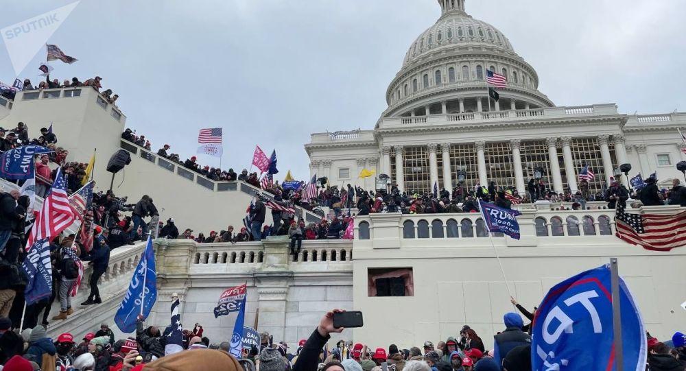 美眾議院四個委員會開始調查國會大廈騷亂
