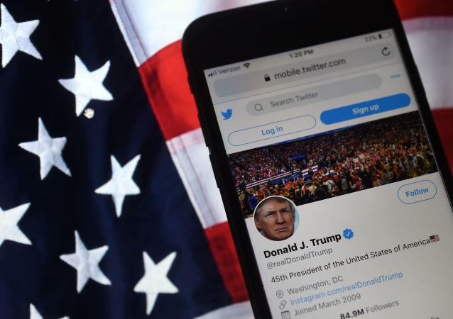特朗普表示無意重返推特