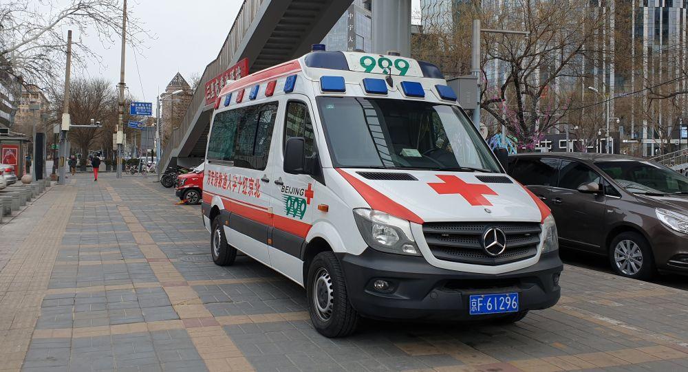 北京西城區一餐廳內發生爆燃