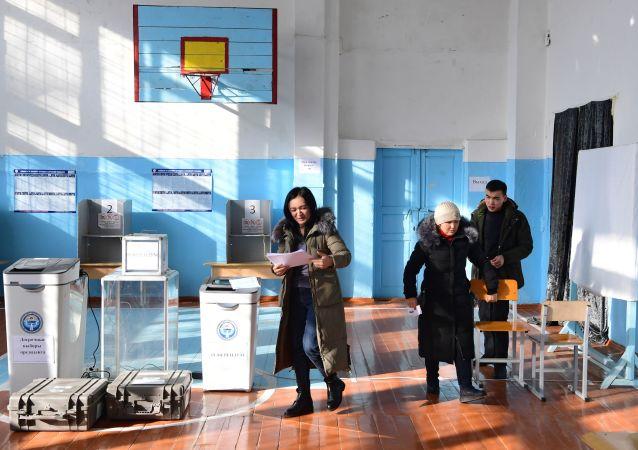 上合組織秘書長:吉爾吉斯總統選舉公開、自由、合法