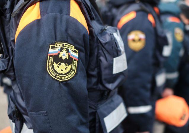 俄緊急情況部:莫斯科西南部火災中無人死亡 兩人仍在搶救
