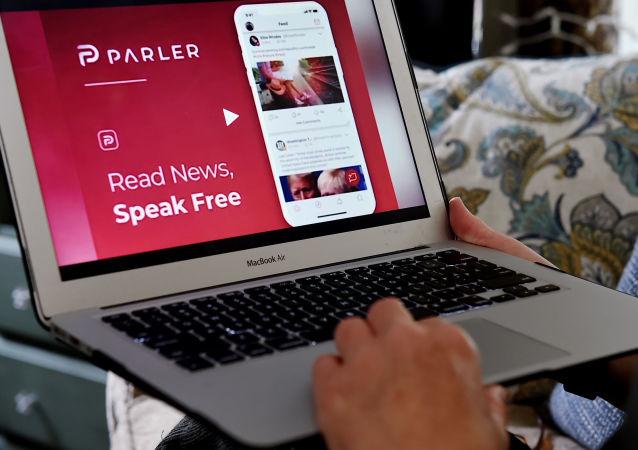 谷歌封鎖特朗普支持者使用的Parler應用程序