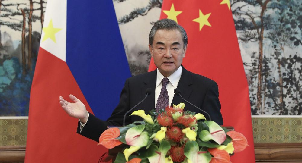 中國在努力加強對亞洲外交