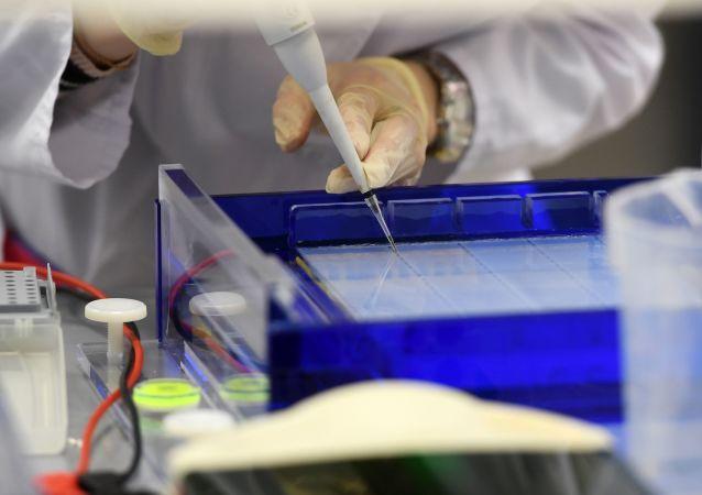 俄直投基金與中國康希諾生物股份公司討論進行疫苗組合試驗的問題