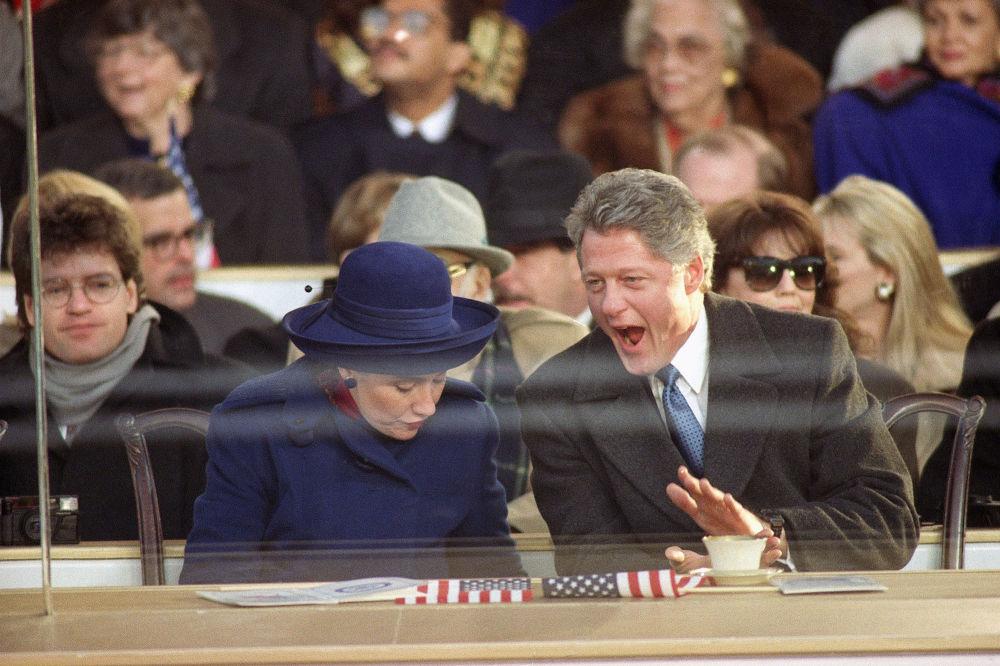 歷任美國總統就職典禮——從李根時代到特朗普
