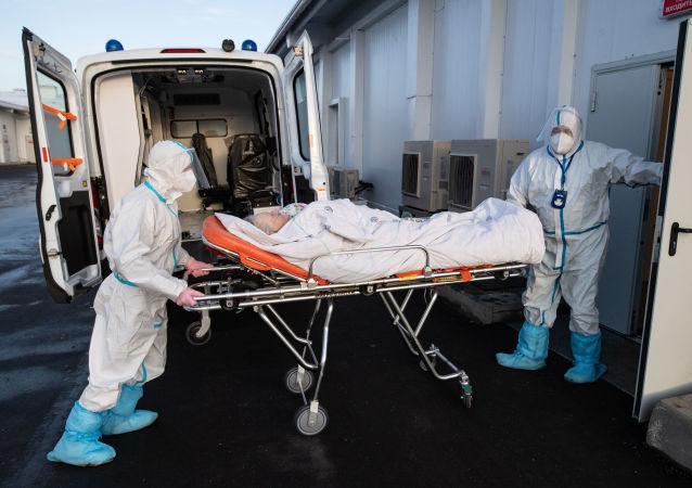 俄消費者權益保護局:俄羅斯已發現近1500種新冠病毒突變