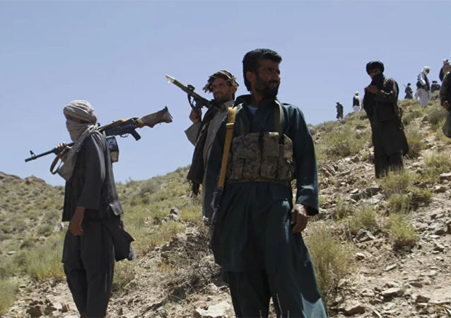 阿富汗塔利班武裝分子