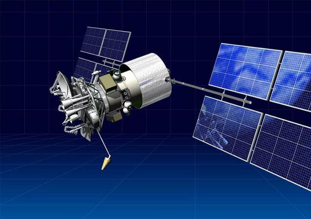 「快車-80」衛星在被送入太空5個月後飛抵工作點