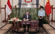 中國與印尼的合作 --- 亞洲經濟發展的推動器