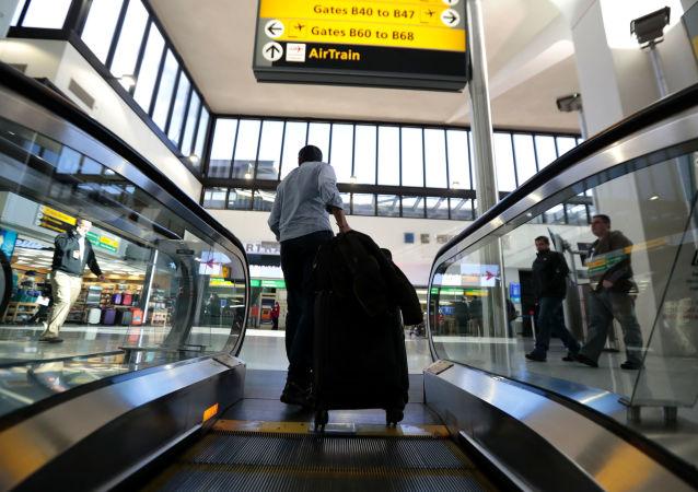 美國對入境人員實施隔離