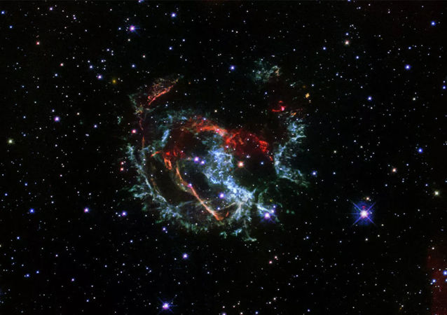 學者們描述參與生命誕生的「星際工廠」