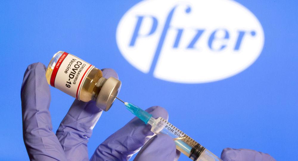美國輝瑞冠狀病毒疫苗
