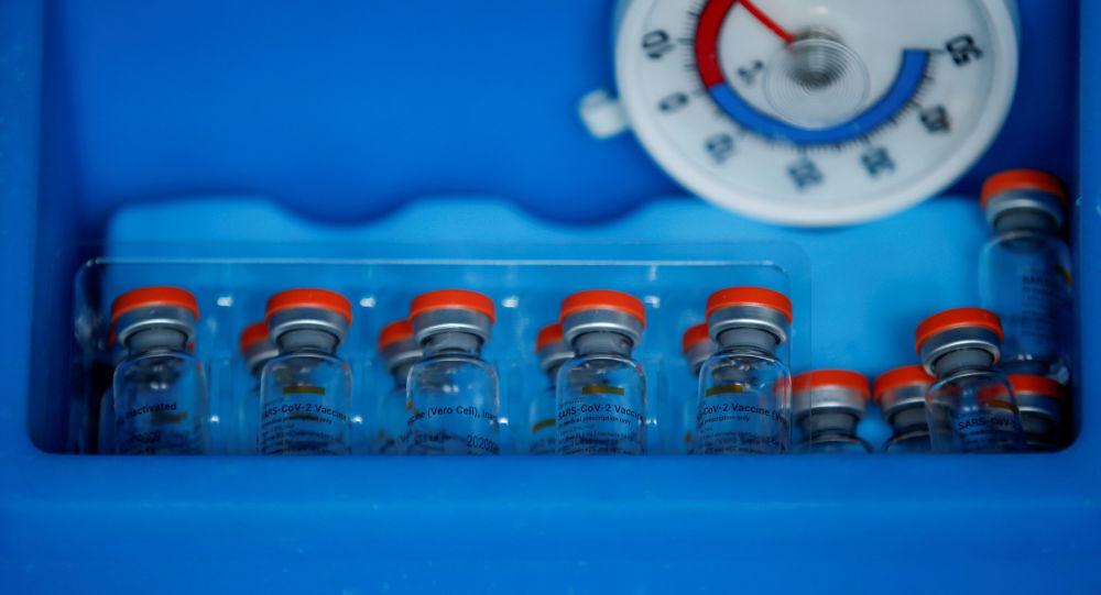 中國無償向菲律賓提供科興疫苗
