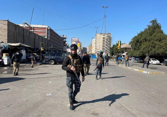 巴格達市中心爆炸事件死亡人數升至8人 15人受傷
