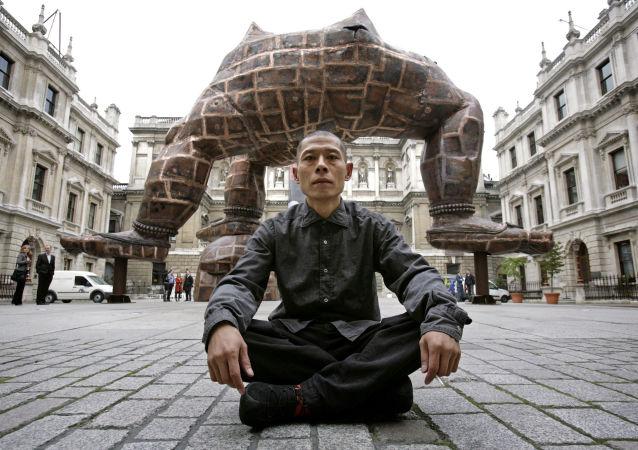中國藝術家張洹將在莫斯科國際藝術在線論壇上進行發言