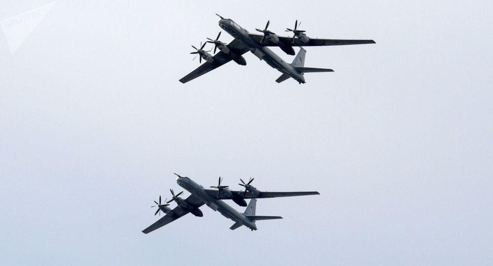 俄圖-142飛機