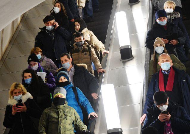 俄副總理:俄羅斯的冠狀病毒情況已得到嚴格控制