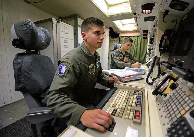 美國洲際彈道導彈發射控制點
