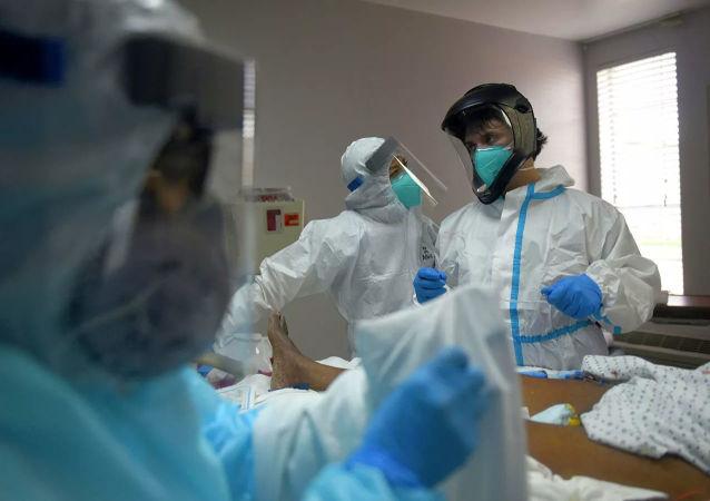 南非發現首例英國變異新冠病毒感染病例