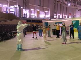 中國太極拳助力新冠患者康復