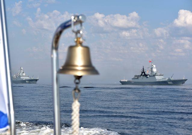 俄太平洋艦隊2021年底前或將列裝最強之一的「迅猛」號20380型護衛艦