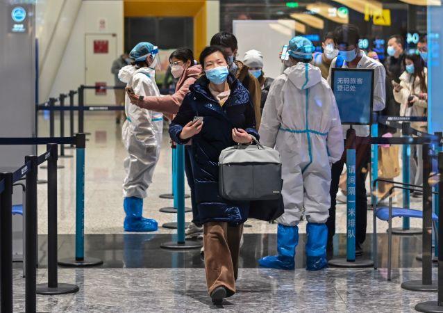 中國在疫情期間的出行自由度排名上升22位