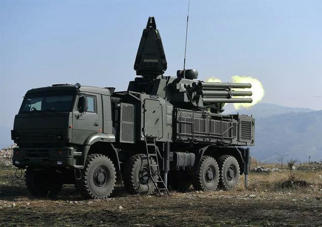 「鎧甲-S1導彈