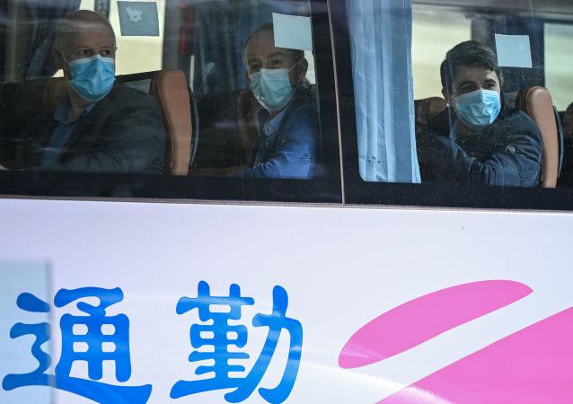 世衛組織專家走訪收治首批新冠肺炎病患的武漢醫院