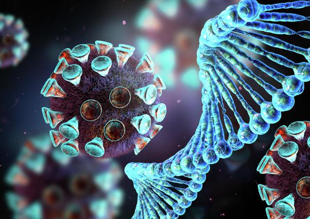 冠狀病毒模型