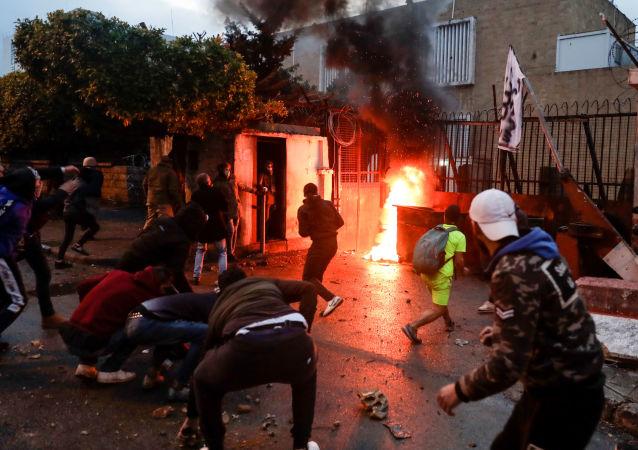聯合國兒童基金會:70多名兒童在黎巴嫩的黎波里騷亂中受傷