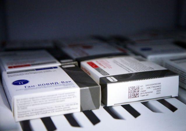 俄外交部:有可能在美國遞交註冊新冠疫苗的申請