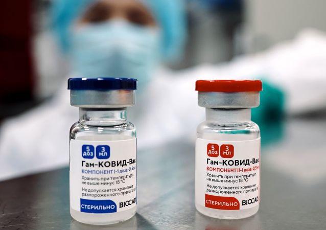 「衛星-V疫苗研制方願意與那些產品保護力不強的新冠疫苗研制生產企業合作