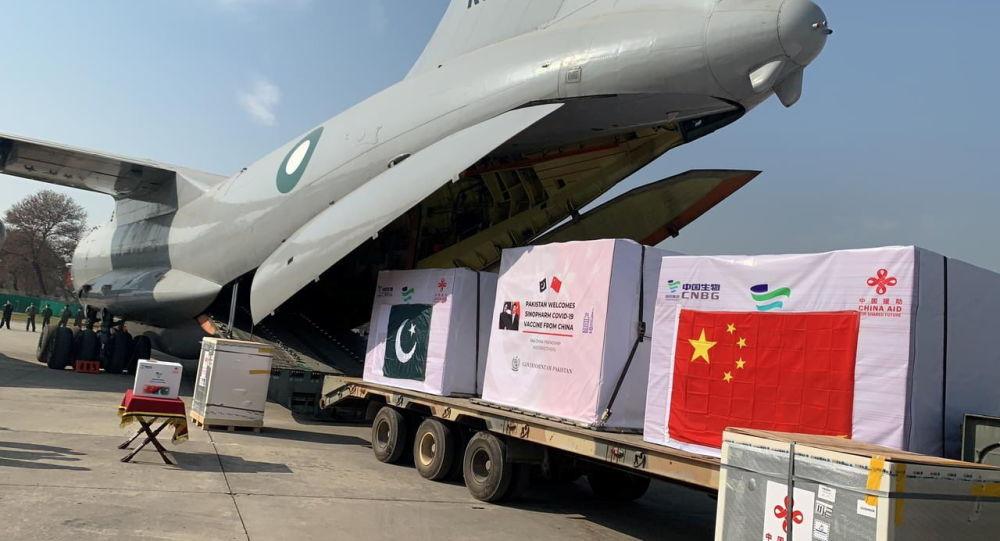 中國幫助巴基斯坦應對新的挑戰