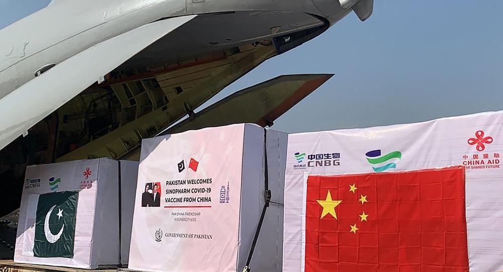 巴基斯坦軍隊成為首個接受中國軍隊新冠疫苗援助的外國軍隊
